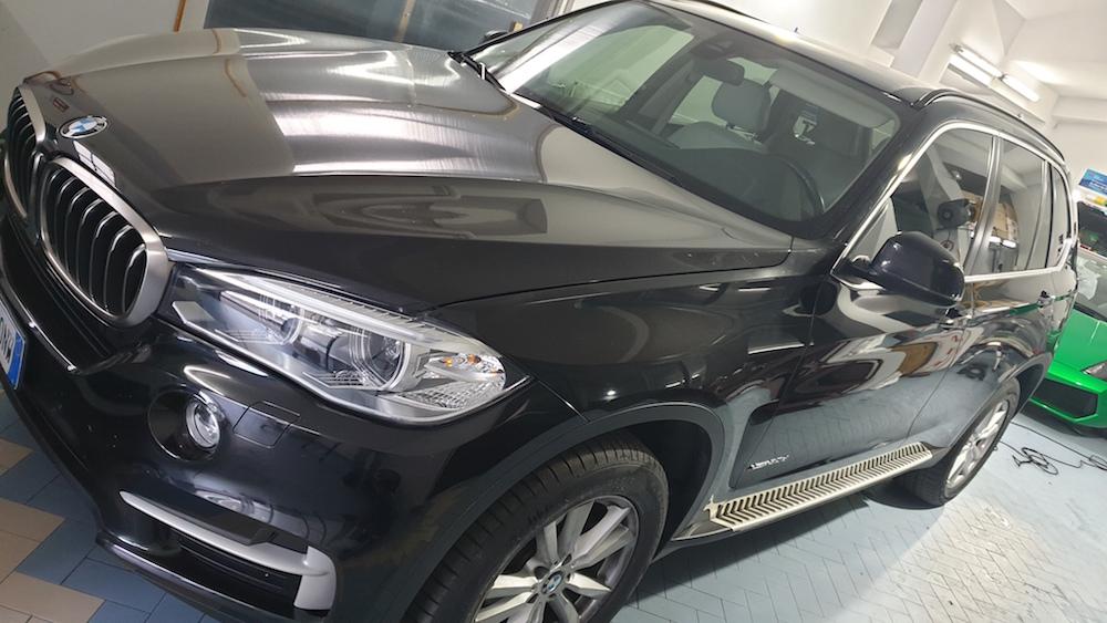 Oscuramento Vetri BMW X5