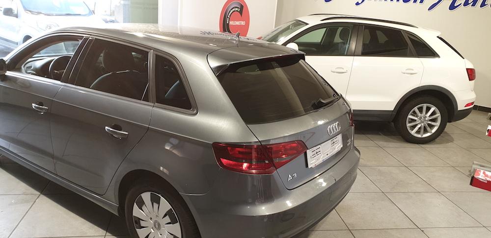 Oscuramento Vetri Audi A3 e Q3