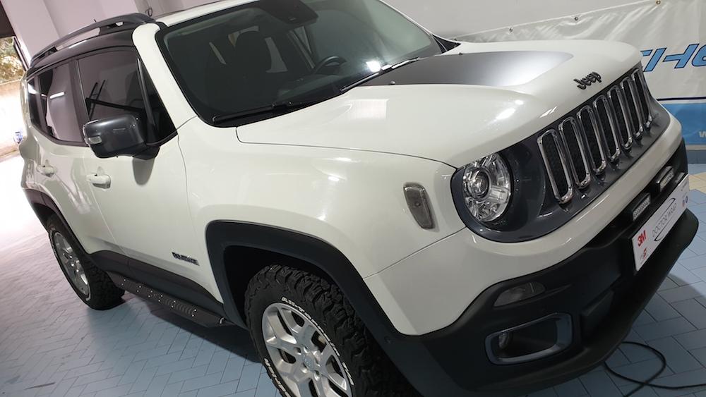 Oscuramento Vetri Jeep Renegade