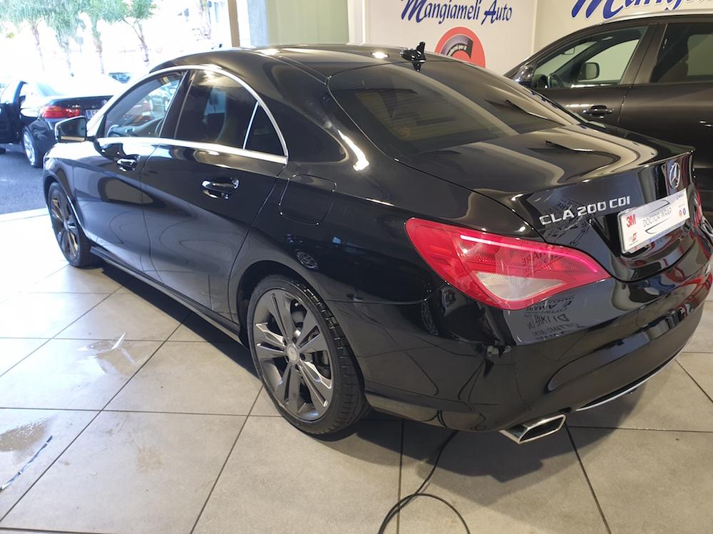 Oscuramento Vetri Mercedes CLA