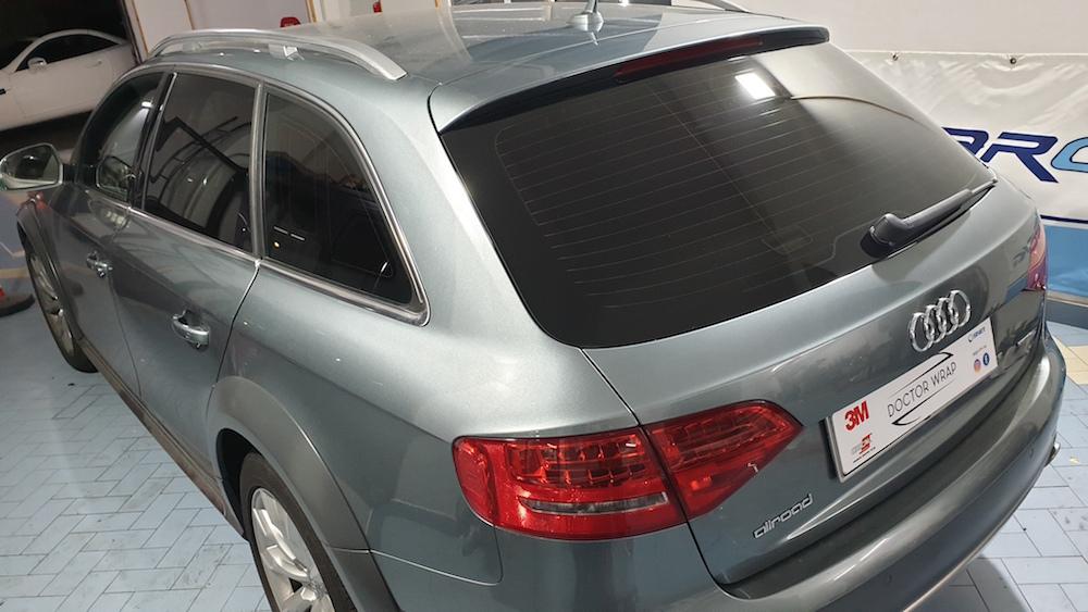 Oscuramento Vetri Audi A4