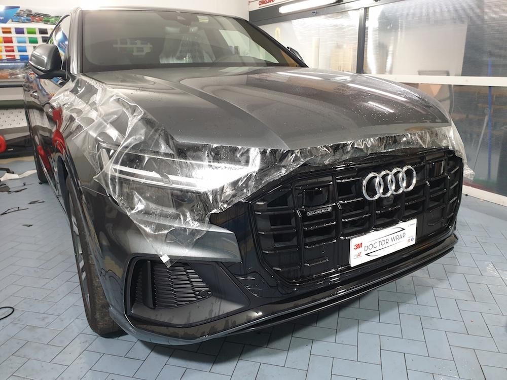 Pellicola Protettiva Audi Q8
