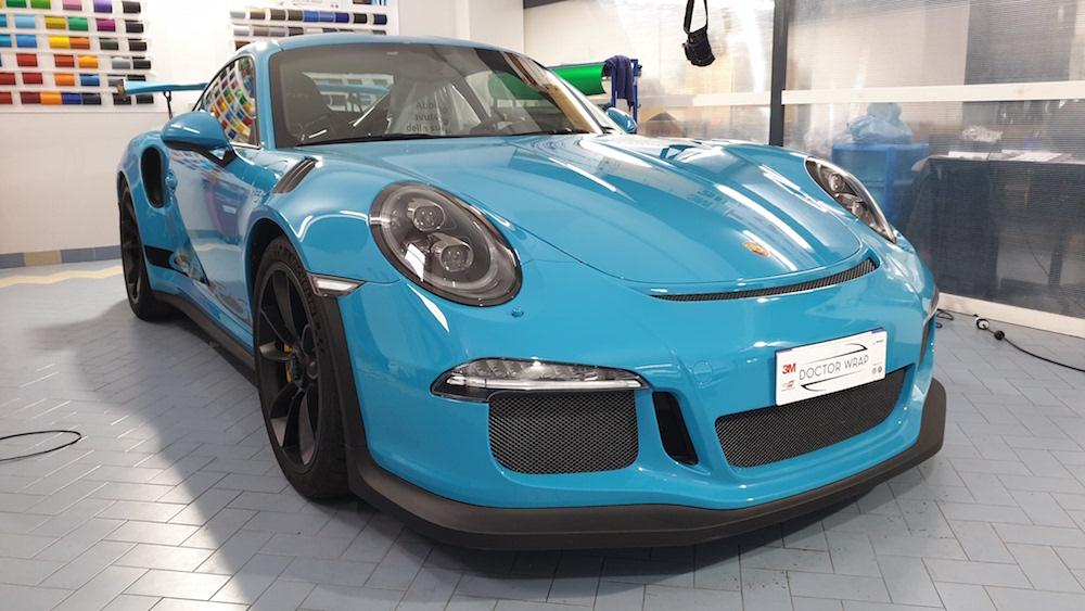 Pellicola Protettiva Porsche GT3 RS
